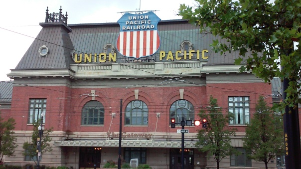 Union Station, Salt Lake City