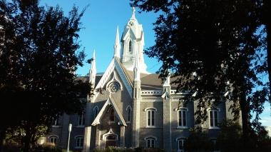 Mormon Church, Salt Lake City