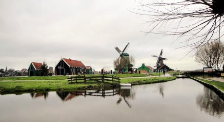 Countryside, Holland