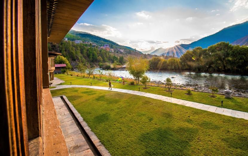 Terma Linka Resort & Spa,Bhutan