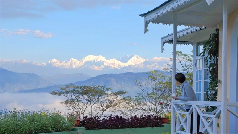 Glenburn Tea Estate, near Darjeeling,India