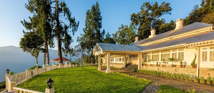 Ging Tea House-Heritage Plantation Retreat,Darjeeling