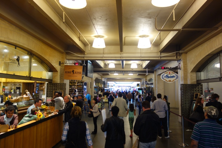 The Ferry Building Marketplace, San Francisco