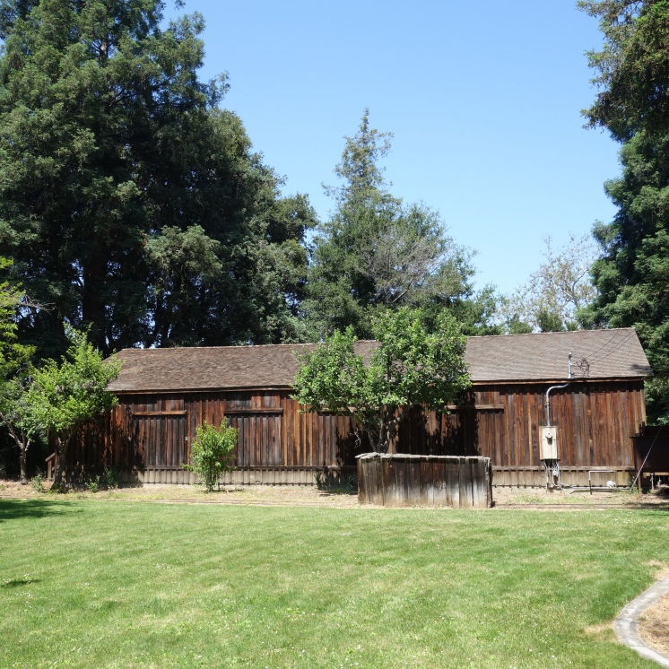 Stevens Ranch Fruit Barn 1890-1900
