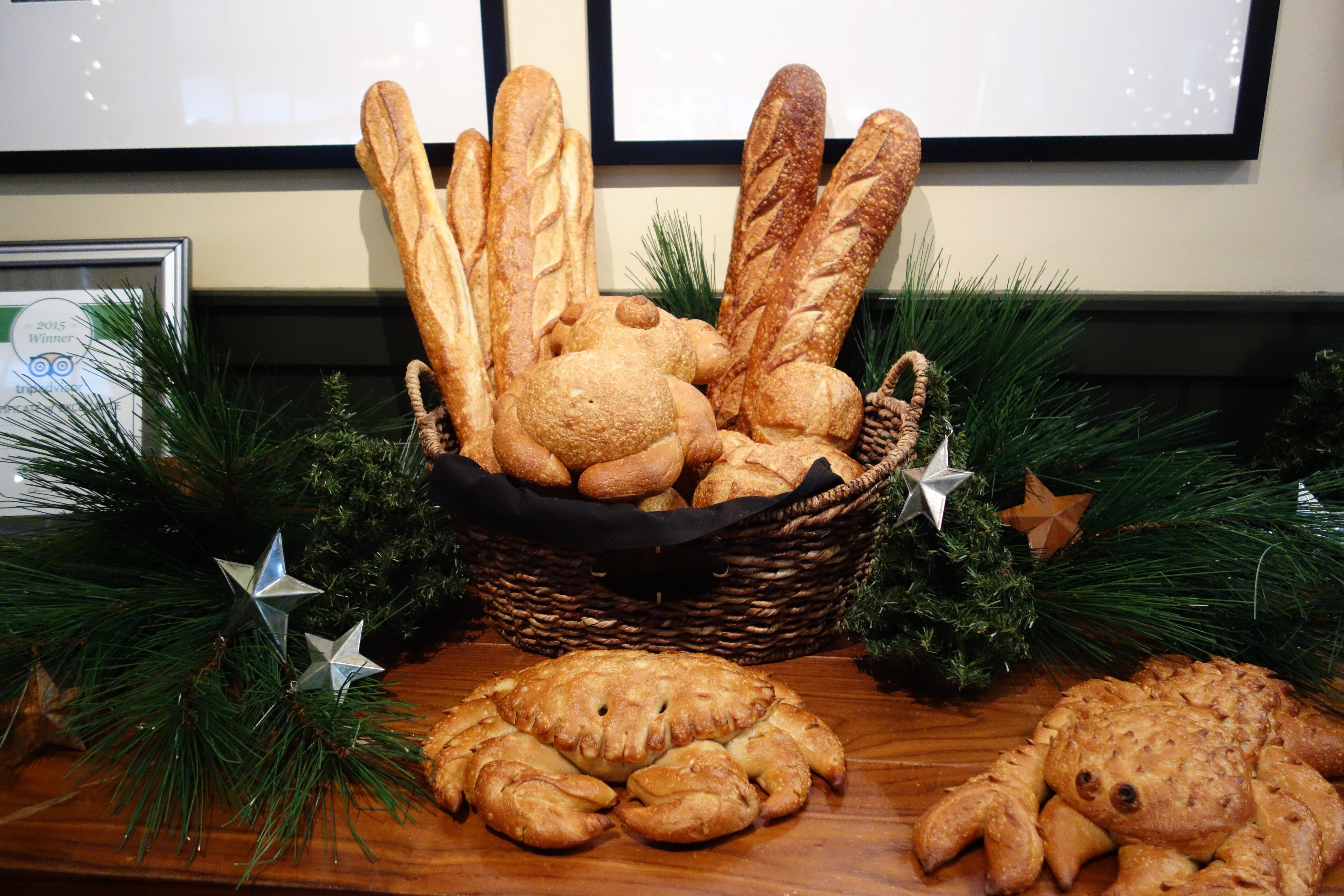 Boudin Bakery, SFO........