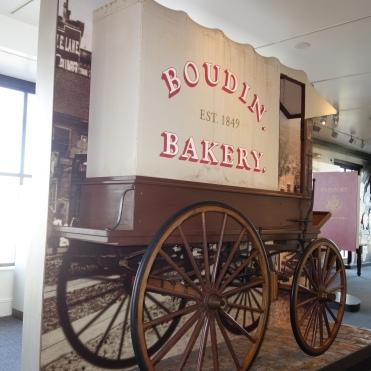Boudin Bakery, SFO
