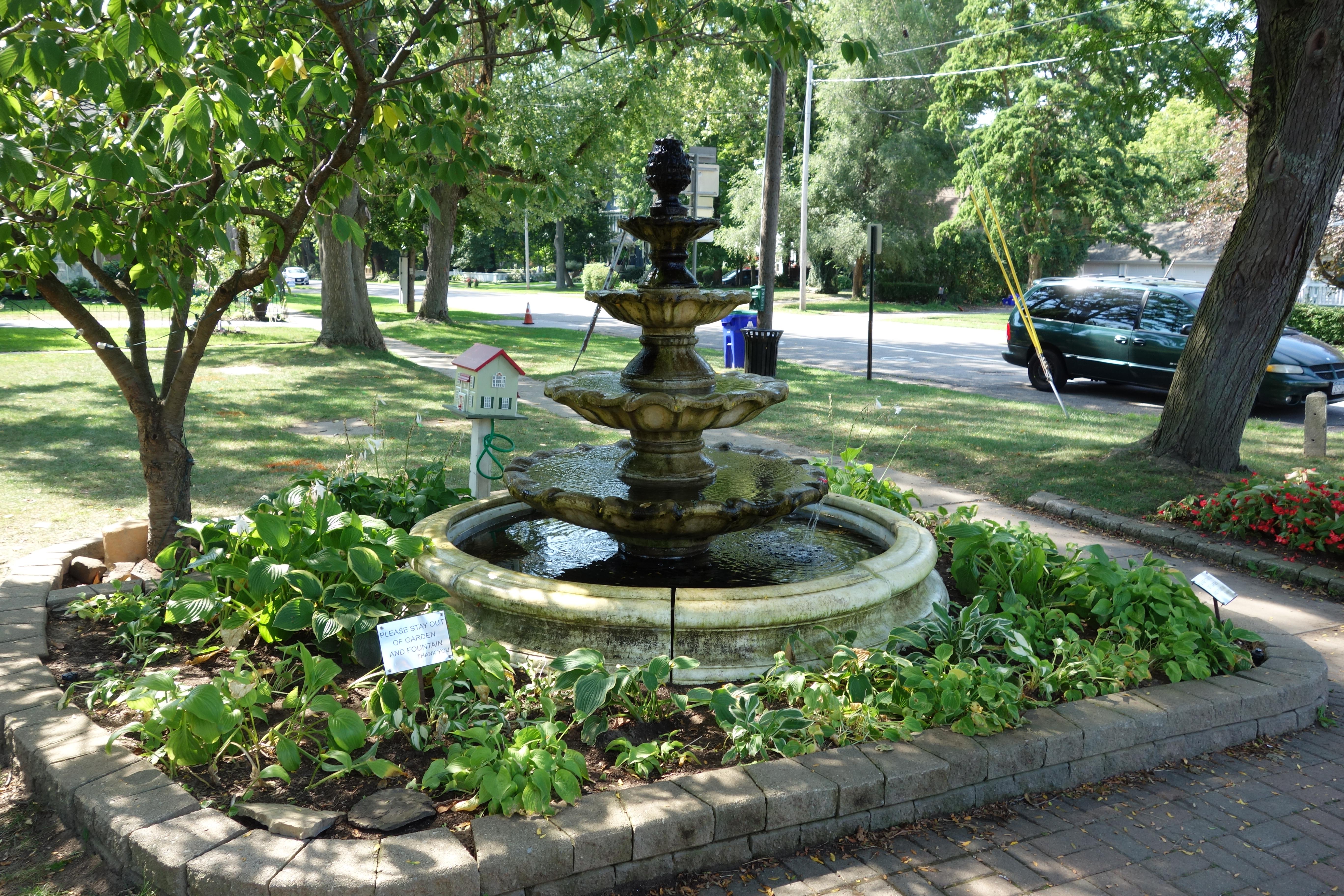 Hennipen Park,Lewiston