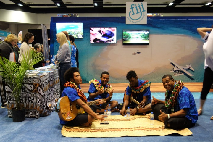 Travel and Adventure Show 2018, Bay Area, USA