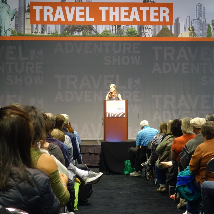 Travel and Adventure Show 2018 Bay Area..