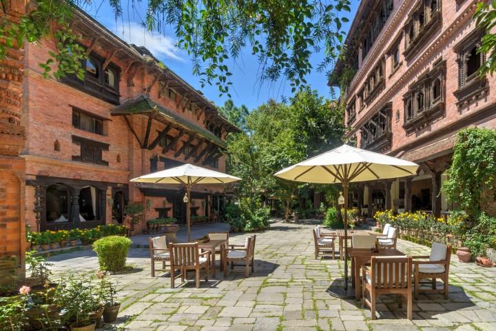 The Dwarika's Hotel,Kathmandu