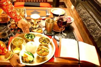 Krishnarpan - the Nepalese specialty restaurant