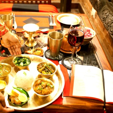 Krishnarpan - the Nepalese specialty restaurant