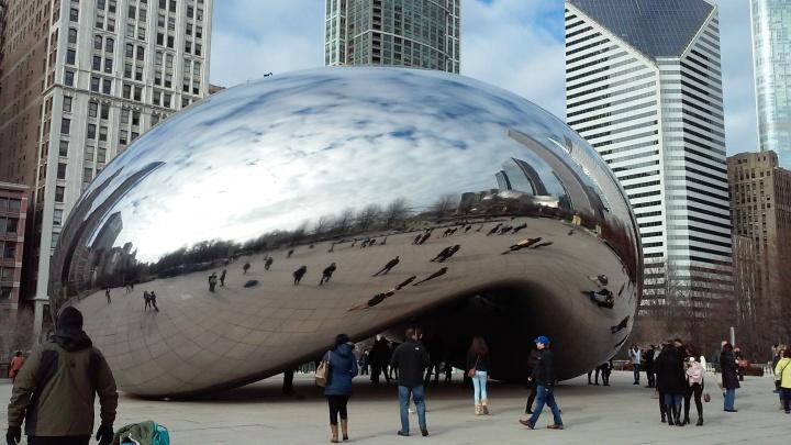 Chicago through mylens…